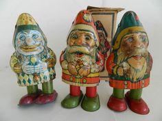 Early Chein Dwarf, Elf & Santa All Working. #chein