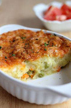 Fish & Potato Pie