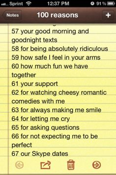 Long Distance Quotes : 100 reasons why i love you 365 Note Jar, 365 Jar, Jar Notes, Love You Boyfriend, Boyfriend Gifts, Surprise Boyfriend, 100 Reasons Why I Love You, 52 Reasons, Cute Love