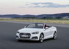 Audi A5 Cabrio in der neuen Generation