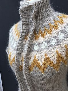 OPP: Other People's Patterns – What's just come off my needles – JimiKnits… and other bits. Icelandic Sweaters, Double Knitting, Other People, Knitted Hats, Knitwear, Knitting Patterns, Colours, Stitch, Sewing