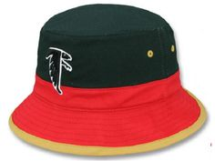 NFL Atlanta Falcons Bucket Hats Fisherman Caps