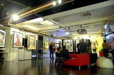 Art Expo of Gonçalo Faro@ Lisbon aD School