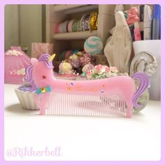 ♡unicorn comb