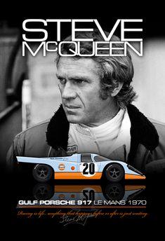 Steve and his Gulf Porsche