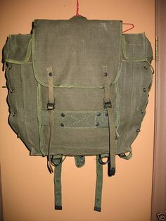 Italian army alpine mountain backpack/rucksack