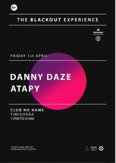 Vineri, 1 Aprilie ora Club No Name, Timisoara No Name, Electronic Music, Names, Club, Concert, Concerts, Festivals