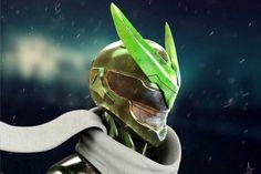 Overwatch - Genji Anniversary Skin Fanart