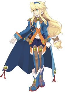 Clarissa Arwin from Wild Arms XF