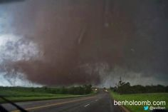 The Oklahoma Tornado: Some Facts and Pictures - Dan's Wild Wild ...