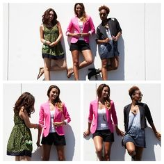 Check out our fun outtakes from the shoot!