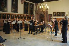 Bach-Wettbewerb 2012 Eröffnungskonzert Neues Bachisches Collegium Musicum