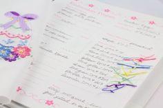 Organization - Embroidery Journal