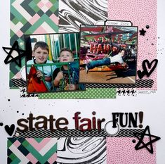 State+Fair+Fun - Scrapbook.com