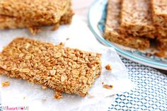 These homemade, all-natural Oats and Honey Granola Bars are baked until slightly crunchy, making them perfect for breakfast-on-the-go or as a wholesome, portable snack. I'm so excited to share this recipe with y'all today! Around this time last year, I posted my beloved No-Bake Chewy Granola Bars, which my family adores and which went on to become a reader favorite. After all, they're easy to make, customizable, and downright delicious. The only downside to those granola bars, however, is…