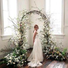 Winter Wedding Arch, Wedding Ceremony Arch, Ceremony Backdrop, Wedding Arches, Diy Wedding Backdrop, Wedding Decorations, Outdoor Decorations, Wedding Centerpieces, Floral Wedding