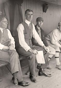 Connie Mack, Manager of the Philadelphia A's (athletics) 1894-1950