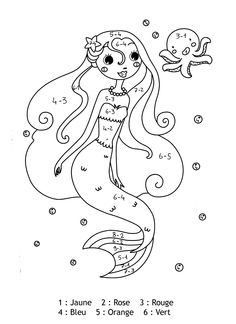 """To print free coloring """"coloring-magic-subtraction-siren"""", click on the printer icon located just to the right"""