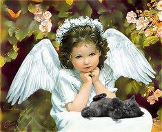 The perfect Awesome Angel Cute Animated GIF for your conversation. Discover and Share the best GIFs on Tenor. Gifs, Angel Gif, Peace Poster, Kobold, Butterfly Drawing, Angel Pictures, Angels Among Us, Christmas Wonderland, Beautiful Gif