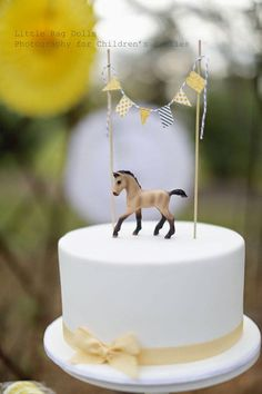 Party Inspirations: Pony Party by Little Rag Dolls -Photography For Children's Parties