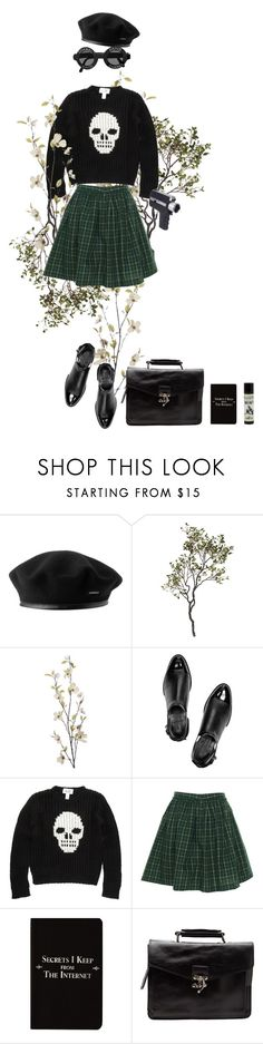 """""""film club president"""" by metroveineuse ❤ liked on Polyvore featuring Crate and Barrel, Pier 1 Imports, Alexander Wang, Barneys New York, Tommy Hilfiger, Rich and Damned and Royal RepubliQ"""