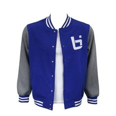 The Scholar Jacket Blue