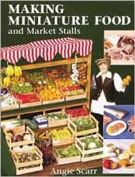 Image result for miniature market stall