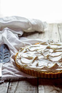 No-bake Coconut Cream Pie. #Recipe #Dessert