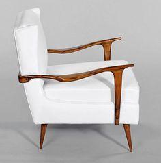 Palm Beach Chairs by Rino Levi, ca. 1950s