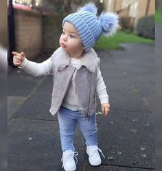 New Baby Girl Fashion Outfits Future Children Ideas Little Girl Outfits, Little Girl Fashion, Toddler Outfits, Toddler Girl Style, Toddler Fashion, Kids Fashion, Fashion Fashion, Cute Baby Girl, Cute Babies