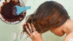 Suya Kahve Koyup Saçınıza Sürün Foot Soak, Hair Beauty, Dreadlocks, Hair Styles, Health, Food, Bandana, Islam, Youtube