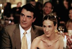 Carrie and Mr. Big | 50 Best TV Couples Ever