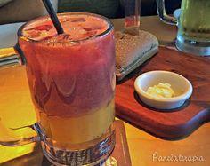 PANELATERAPIA - Blog de Culinária, Gastronomia e Receitas: Suco de Laranja com Morango do Outback