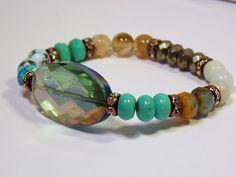 Leather Jewelry, Wire Jewelry, Boho Jewelry, Jewelry Gifts, Beaded Jewelry, Jewelery, Handmade Jewelry, Jewelry Design, Jewelry Ideas
