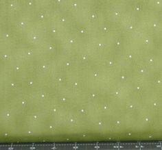 Soft Green Mottled Texture with Dots Cotton Quilt Fabric for Sale, Maywood Studios Simpatico MAS569-G10, Fat Quarter, Yardage by fabric406 on Etsy
