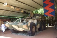 South African Army G6 Self Propelled Howitzer