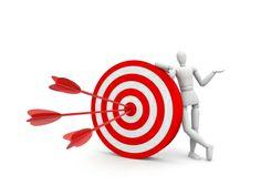 Ik ben erg doelgericht. Als ik een doel heb, blijf ik streven tot ik het bereikt heb.