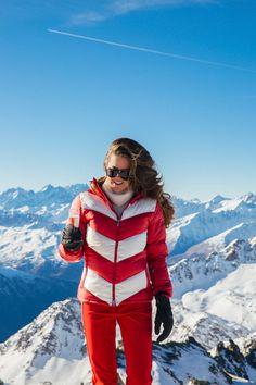 Old School Skiiers, Val Thorens - The Londoner Winter Suit, Winter Wear, Snow Fashion, Winter Fashion, Ski Sunday, Snow Outfit, Ski Season, Apres Ski, Snow Skiing