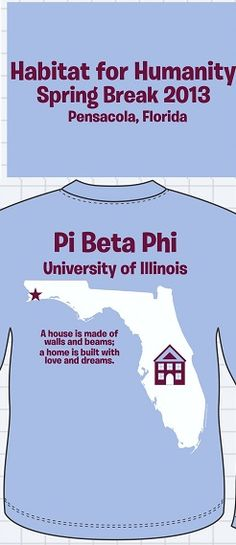 Pi Phi shirt #piphi #pibetaphi