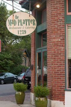 The Mad Platter in Germantown neighborhood of Nashville. Affordable 5 course meals. In business 20 years. Amazing food.