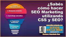 ¿Sabés cómo hacer SEO Marketing utilizando CSS y SEO? Leer más acá --> https://goo.gl/F2jRQE - #SEOCostaRica - #PosicionamientoWeb - #MarketingDigitalCostaRica -