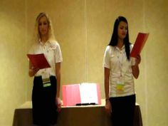 Learn more about FCCLA's STAR Events (Students Taking Action with Recognition) through one of 48 demonstration videos filmed at the FCCLA 2013 National Leade. Star Events, Video Film, Teaching, Education, Stars, School, Ideas, Fulda, Sterne