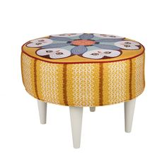 Discover the Orwell and Goode Owl Footstool at Amara