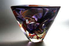 Glaskunst door Paul Spannenberg