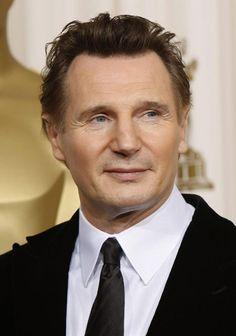 Liam Neeson.  Photo courtesy chinadaily.com.