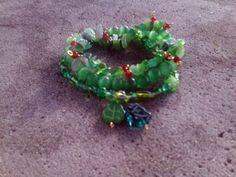 Christmas Tree Stretch Bracelets
