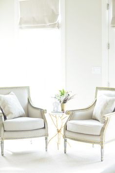 *white chairs
