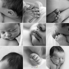 closeup newborn baby portrait, artistic newborn photography in NYC, NY, maternity and newborn photos by Lola Melani