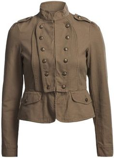 asian style jacket for women | Women&39s Military-Style Jacket for