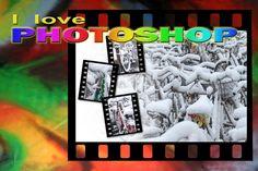 Photoshop tutorial italiano - Sequenza in pellicola